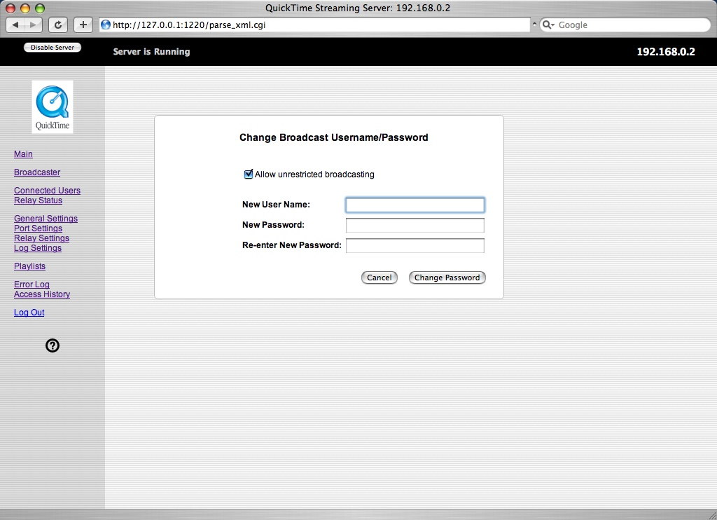 How To Set Up Web Streaming For Free Superhua