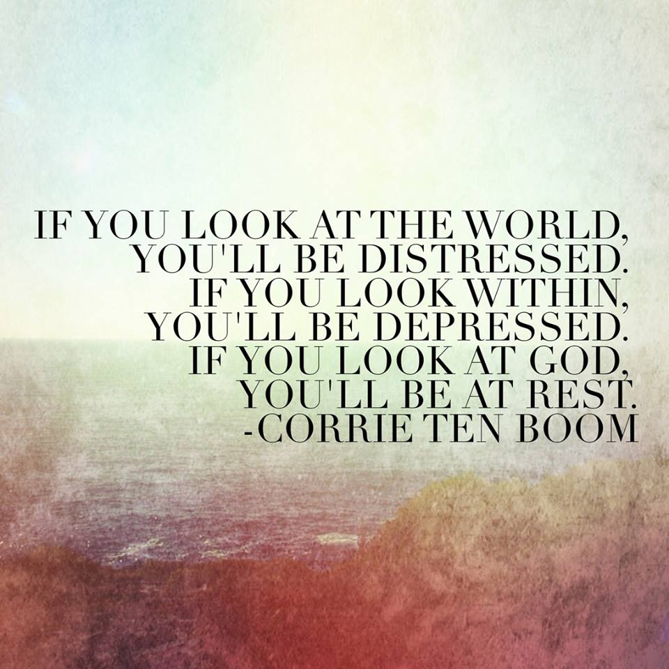 rest quote - corrie ten boom